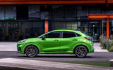 Ford Puma ST official images - static side