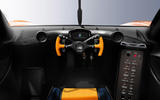 86 Gordon Murray T50s Niki Lauda official reveal dashboard