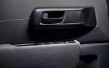 Honda e 2019 prototype drive - door cards