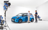 Hyundai i10 2019 reveal - studio interview