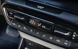 Hyundai i20 2020 prototype drive - climate controls