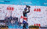 86 Jaguar Racing Formula e interview 2021 confetti