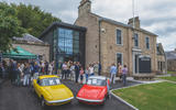 Jim Clark Museum preview day - exterior