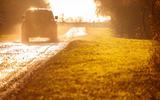 Jaguar Land Rover Cross Country - Defender sunset