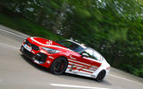 99 Kia Stinger GT420 racer - track