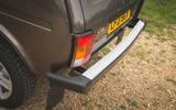86 Lada Niva EOL feature rear bumper
