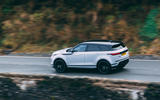 Land Rover Range Rover Evoque 2019 first ride review - on the road side