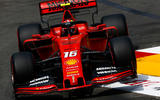 Charles Leclerc interview, 2019 British Grand Prix - chicane