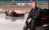 My life in 12 cars - Mike Flewitt - pose