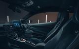 86 Lotus Emira 2021 reveal cabin