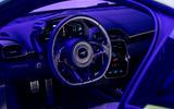 86 McLaren Artura 2021 Autocar images dashboard