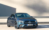 Mercedes-AMG A35 Saloon 2019 official reveal - static front
