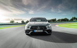 Mercedes-AMG A45 S 2019 official reveal - track nose