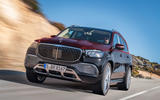 Mercedes-Maybach GLS 600 official press images - on the road front