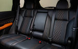 86 Mitsubishi Outlander 2021 official images middle row seats
