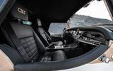 86 Morgan Plus Four CX T official reveal cabin