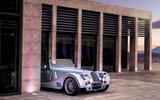 Morgan Plus Six 2019 official press images - lifestyle 2