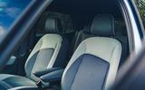 86 New VW ID3 vs used Jag I Pace seats id3