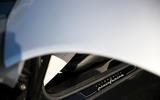 Pininfarina Battista customer preview event - scuff plates