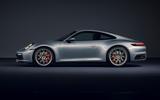2019 Porsche 911 official studio photos - side