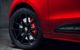 86 Porsche Macan GTS 2021 official images alloy wheels