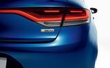 Renault megane 2020 refresh - RS line rear lights