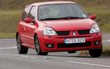 Renaultsport history picture special - Renaultsport Clio 182 front