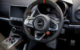 Top 50 cars 2020 - final five - Alpina A110 interior