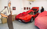 Used Ferrari