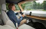 86 Volkswagen ID Life concept drive GK driving