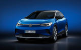 Volkswagen ID 4 official images - static front