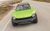 Volkswagen ID Buggy concept first drive - on the road nose