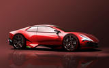 86 Winkelmann Lamborghini future interview 4 door render