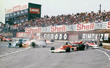 Autocar fixes Formula One - spinout