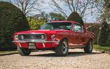 86 fastback 1968FordMustangFastbackGT