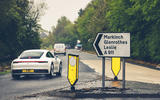 87 A911 on the A911 feature signs