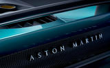 87 Aston Martin Valhalla official reveal rear badge