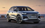 87 Audi Q4 etron 2021 official reveal static front
