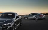 87 Audi RS E tron 2021 official reveal pair