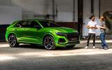 Audi RS Q8 2020 official reveal photos - interview