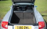 87 Audi TT mk1 Bauhaus feature 2021 boot