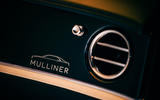 87 Bentley Flying Spur Mulliner official reveal interior trim