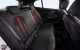 BMW 1 Series 128ti official reveal - rear seats