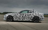 87 BMW 2 Series Coupe M240i 2022 proto drive static side