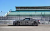 2019 BMW M8 prototype ride - static side