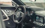 87 Camaro ZL1 vs Sutton Mustang 2021 camaro interior