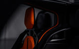 Gordon Murray T50 official reveal - seats