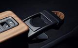 Honda e 2019 prototype drive - centre console