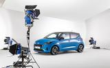 Hyundai i10 2019 reveal - studio