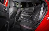 Hyundai Tucson N Line 2019 reveal - rear seats
